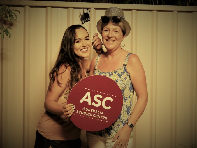 ASC student and ASC host mum